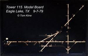 A Model Rr Siding Diagram