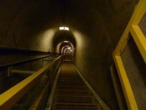 Inspection Tunnel At Inside Face Of Dam Wall - Picture Of Hoover Dam  Boulder City