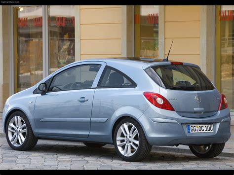 Opel Corsa (2007) - picture 38 of 53