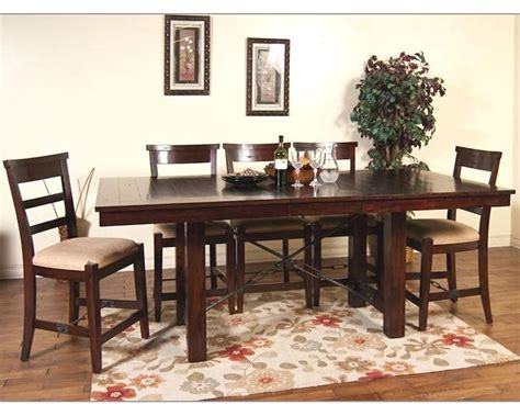 Sunny Designs Vineyard Dining Room Set SU 1337RM Set