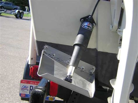 How To Install Trim Tabs On Boat by Outrage 22 Trim Tabs Moderated Discussion Areas