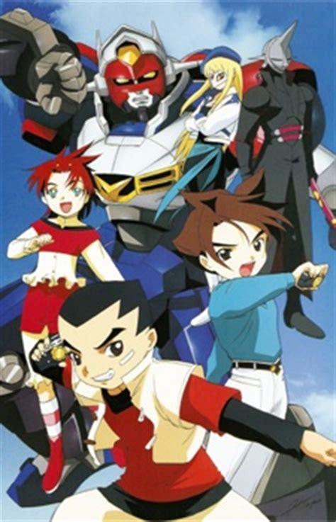gear fighter dendoh sub indo nonton anime