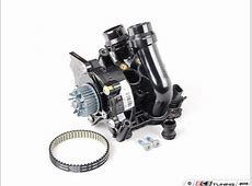 Genuine Volkswagen Audi 06H121026BAKT Water Pump Kit
