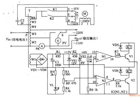Index Power Supply Circuits Fixed