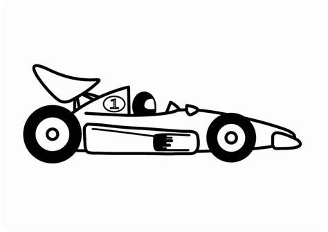 universul copiilor imagini de colorat masini de curse