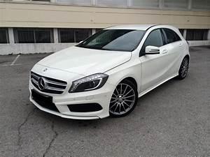 Mercedes Classe C Blanche : troc echange mercedes classe a 180 cdi pack amg blanc 2012 sur france ~ Gottalentnigeria.com Avis de Voitures