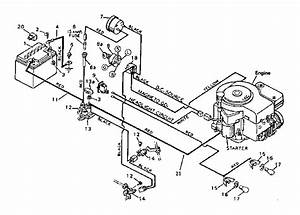 Wiring Diagram Diagram  U0026 Parts List For Model 502255380 Craftsman