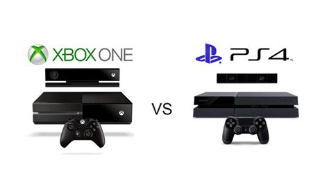 Ps4 Vs Xbox One 1080p Console War Is