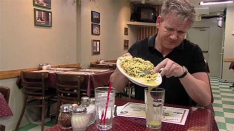 Kitchen Nightmares by Gordon Ramsay Is Walking Out On Kitchen Nightmares