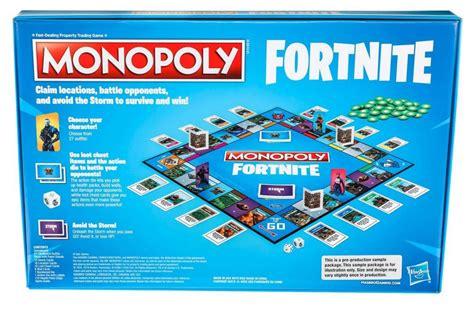fortnite monopoly fortnite monopoly unveiled arrives october 1 techspot