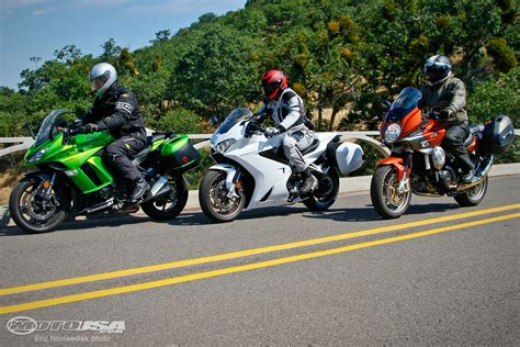 Touring Motorcycles And Travel