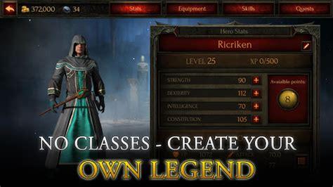 arcane quest legends offline rpg  mod apk