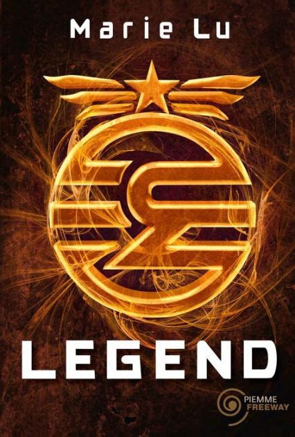 Legend Marie Lu S Legend Series 1 Italian Edition By