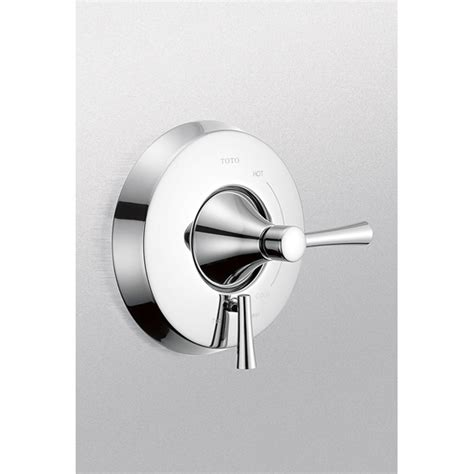 toto nexus pressure balance valve trim  diverter