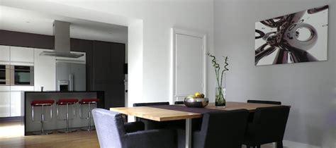 ouverture entre cuisine et salle à manger le avant apres cuisine ouverte