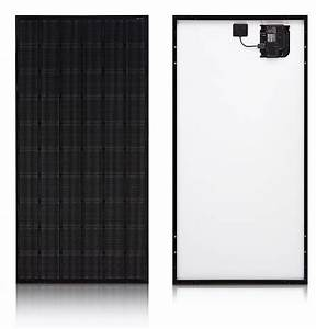 LG Solar 320 Watt Black Frame NeON™2 Black ACe Solar Panel