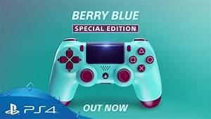 Berry Blue Dualshock 4