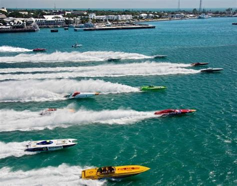 Boating License For Jet Ski Florida by Key West Super Boat Chionship Great Week To Be In Key