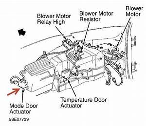 1999 Chevrolet Suburban Ac  Heater  I Recently Had My Temp Control