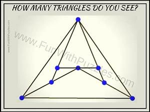 Count Number Of Triangles  Easy Brain Teasers With Answers