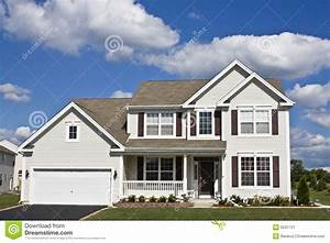 Suburban House Royalty Free Stock Photography Image6041727
