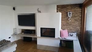 Wohnzimmer Wand Holz : wohnzimmer wand holz 640x360 bs holzdesign ~ Lizthompson.info Haus und Dekorationen