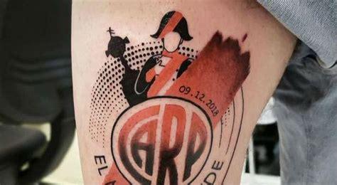 Los mejores tatuajes de los fanáticos de River tras