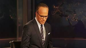 Lester Holt's 'Nightly News' Plans Include Periscope ...