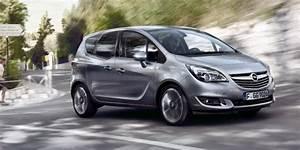 Fiche Technique Opel Meriva : opel meriva gpl prix consommation fiche technique ~ Maxctalentgroup.com Avis de Voitures