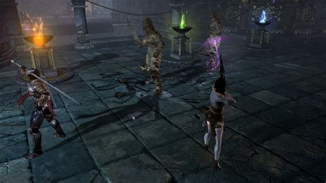 dungeon siege 3 abilities dungeon siege iii treasures of the sun dlc pack announced