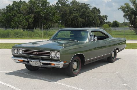 1969 Plymouth GTX - Saying Goodbye Can Be Hard, Even to a ...