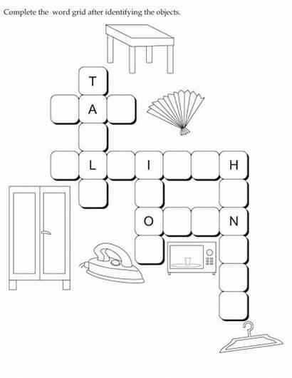 Grid Complete Word Worksheets Worksheet English Activities