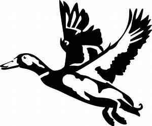 Landing Zone 2 Duck Wall Decal