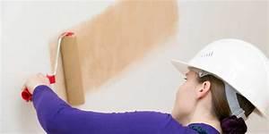 peindre sur du papier peint With comment peindre du papier peint