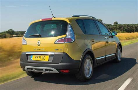 renault scenic xmod  car review honest john
