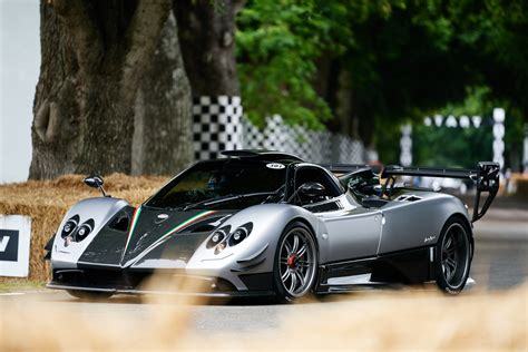 Dealership Sued Over 'missing Documents' For £3.4m Pagani