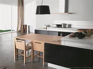 cuisine rendez vous par thibault desombre coloris noir With cuisine rendez vous arthur bonnet