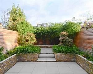 Terrassengestaltung Mit Sichtschutz : terrassengestaltung pflanzen hochbeete bambus sichtschutz ~ Michelbontemps.com Haus und Dekorationen