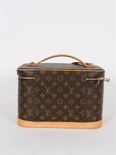 louis vuitton  cosmetic pouch monogram canvas ahoy comics