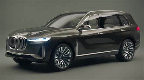 2018 Bmw X7 Review, Engine, Design, Features, Release Date