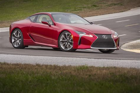 Lexus Lc Picture by 2018 Lexus Lc 500 Gallery 661469 Top Speed