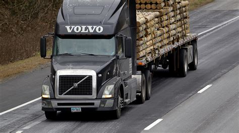 ab volvo ends   record revenue transport topics