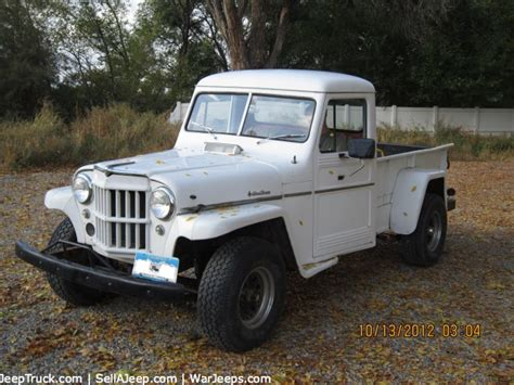 willys jeep pickup for sale img 0050