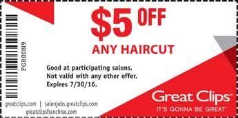 great clips coupon    hair cut hair haircut