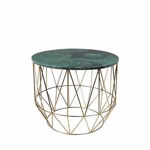 Table Basse Marbre But : table d 39 appoint marbre boss dutchbone drawer ~ Teatrodelosmanantiales.com Idées de Décoration