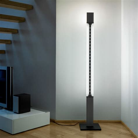 tower 180 floor l by lumina lighting modern