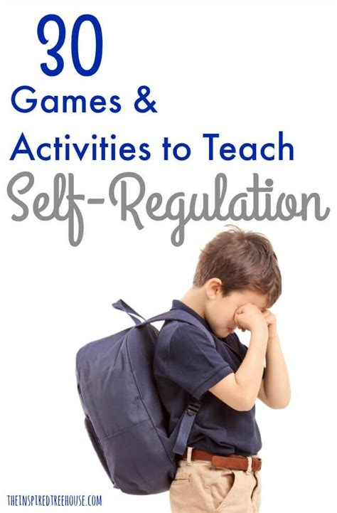 30 and activities for self regulation the inspired 660 | bd79f590800614db6217797d96db8292