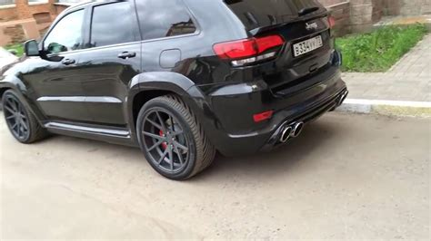 Jeep Grand Cherokee Srt Hellcat 2016