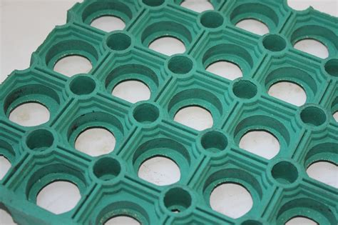 green grass matting  rubber company