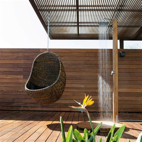 fauteuil de jardin 224 suspendre en rotin jungle maisons